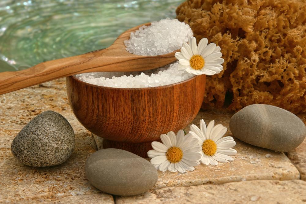 basisch baden